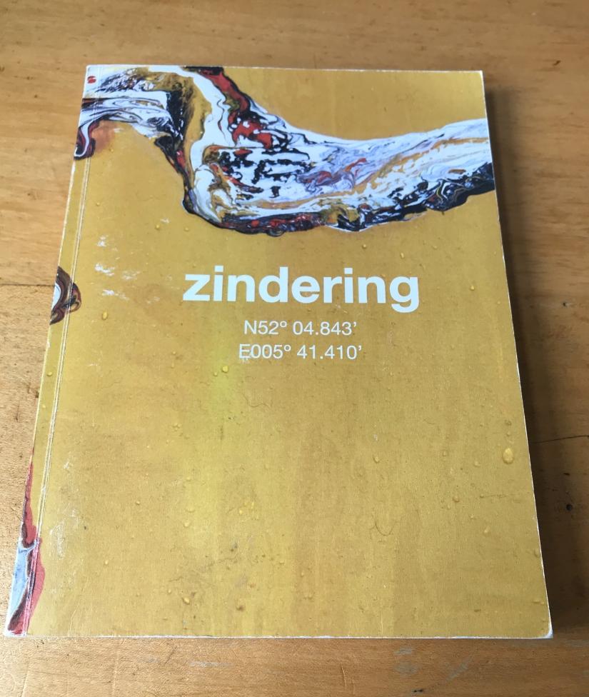 Zindering – jaarboek2016-2017